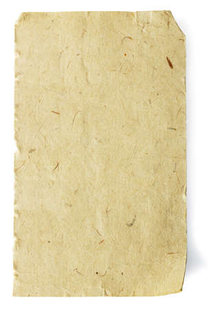 fibrous: Fibrous texture of the old cardboard