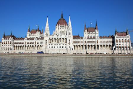 Budapest parliament