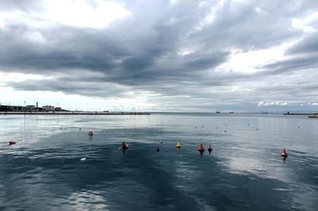 boas: Trieste port