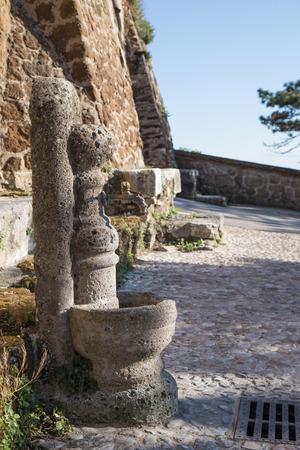 replenish: Fontanella in Tuff in Otricoli