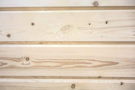 High resolution light wood plank texture horizontal background Foto de archivo