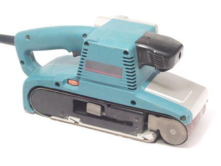 sander: portable-belt sander