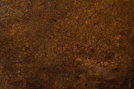 vieux fond et texture d'étain rouillé Banque d'images