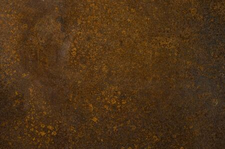 metal corroded texture. Old rust ad