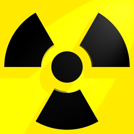 Radioactive Symbol Stock Photo Picture And Royalty Free Image