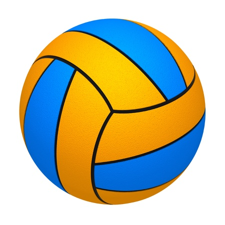 Water Polo Ball Stock Photo - 9427283