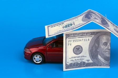 Buy, Sell or insurance cars Banque d'images