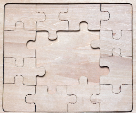 wooden puzzles  background