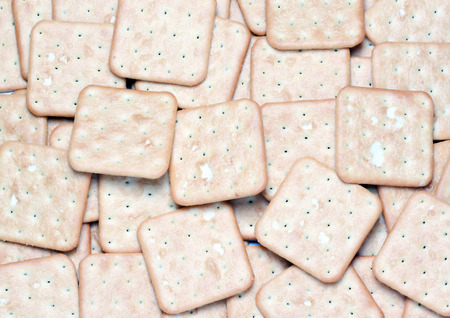 fresh homemade cookies  background Banco de Imagens