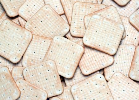 fresh homemade cookies. background Banco de Imagens