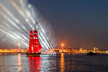 26.06.2016 Saint Petersburg Holiday alumni Scarlet Sails