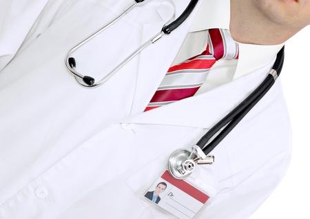 houseman: Fragment medical doctor Stock Photo