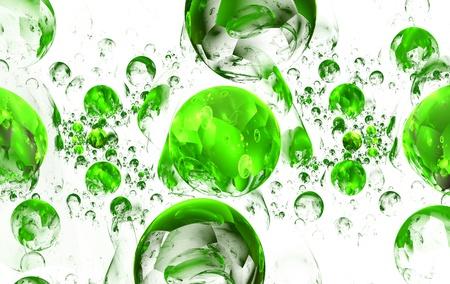 weave ball: Colour abstract art balls  , backdrop (wallpaper)background. Stock Photo