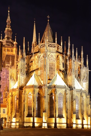 St. Nicholas Church. Prague,Czech Republic. photo