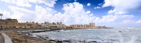 alexandria egypt: Alexandria city, Egypt