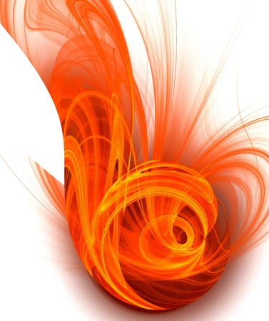 Abstract colour art  backdrop (wallpaper) background. photo