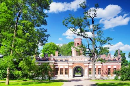 selo: Pavilion Hermitage Kitchen  in Tsarskoe Selo(Pushkin) . St. Petersburg, Russia