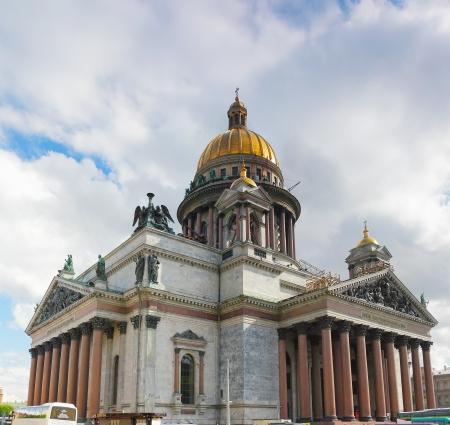 sightseeng: Saint Isaacs Cathedral in St Petersburg