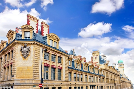 academie: Sorbonne or University of Paris in Paris, France