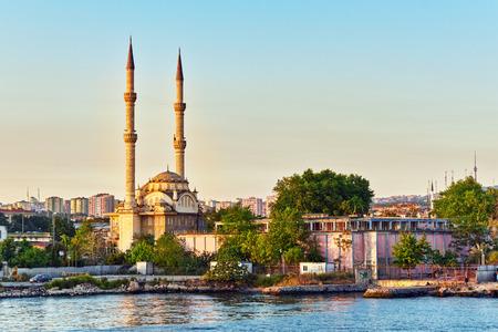 Istanbul - Stadtbild Blick auf den meisten großen Stadt in Asien und der Türkei.