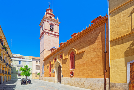 Historical views of Valencia, on the east coast of Spain, is the capital of the autonomous community of Valencia and the third largest city in Spain. Editorial
