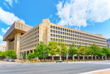 Washington dc usa september  federal bureau of