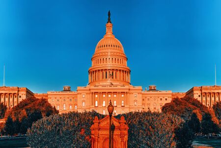 United States Capitol, Capitol Building,home of the United States Congress, legislative branch of the U.S. federal government.