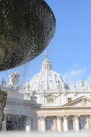 ciudad del vaticano: Ciudad del Vaticano Foto de archivo