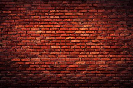 Antiguo Muro De Ladrillo Rojo Para El Fondo Fotos, Retratos ...