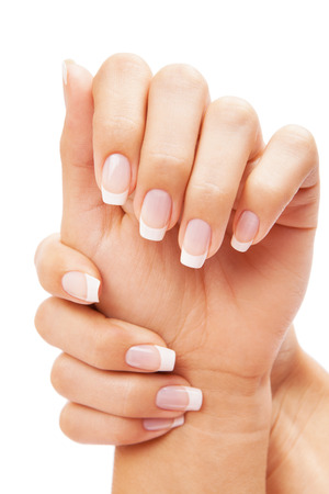 sensuality: care for sensuality woman nails