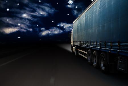 Carretera borrosa y el coche, Fondo de movimiento de velocidad Foto de archivo - 38125777