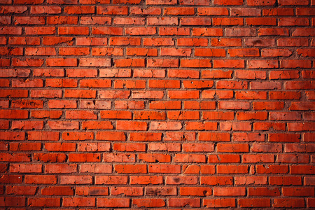 Old grunge brick wall background Banco de Imagens - 38125897
