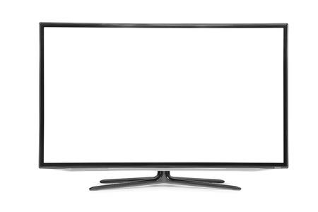 monitor: monitor isolated on white