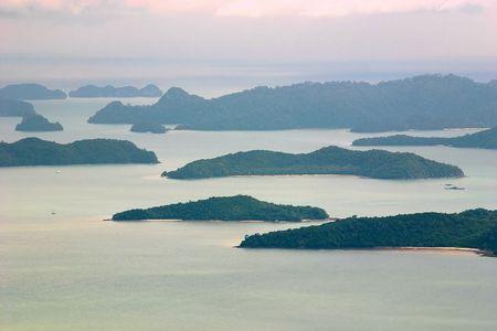 Archipelago of Langkawi - Malaysia photo