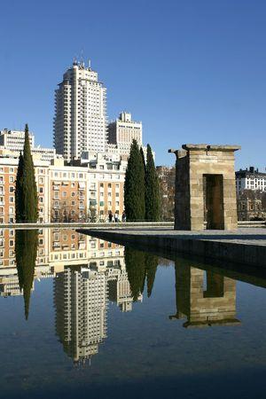 Ancient vs Modern - Madrid - Spain