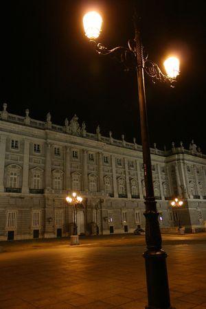 Real Palace - Madrid - Spain photo