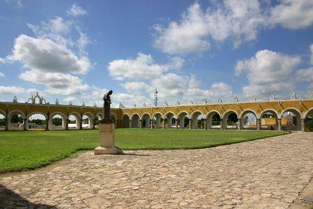 antonio: Quadrangle of San Antonio da Padua - Izamal - Mexico