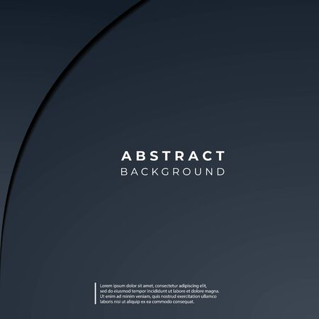 abstract background logo design vector