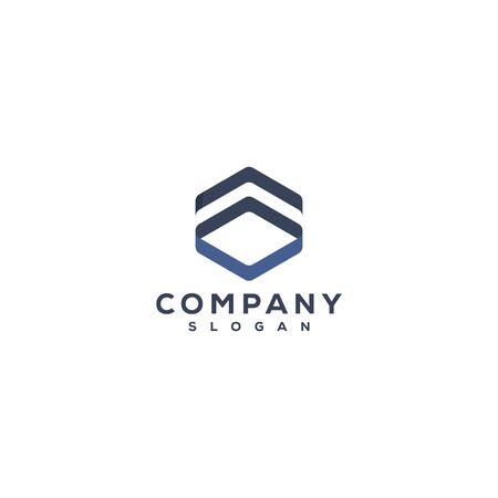 business company logo design vector