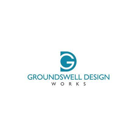 DG letter  design vector template Illustration