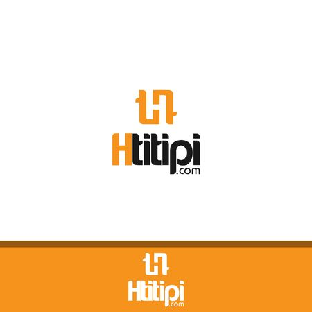 business TH H letter  design vector template
