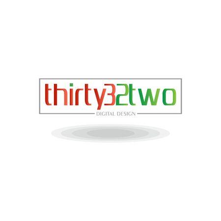 32 design vector template