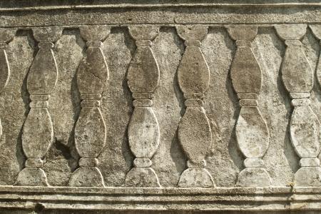 bass relief: Bass-relief