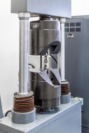 Tensile Testing Machine 50t 版權商用圖片 - 78390300