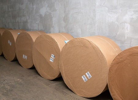 large rolls of paper for printing