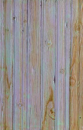 the texture of the aged wood of the lilac Board Фото со стока