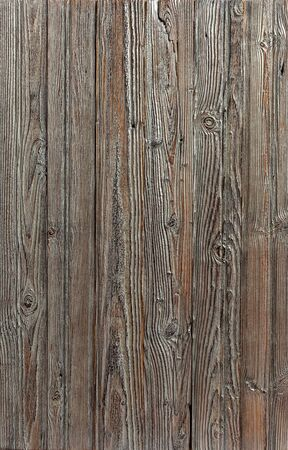 the texture of aged wood Board gray-brown