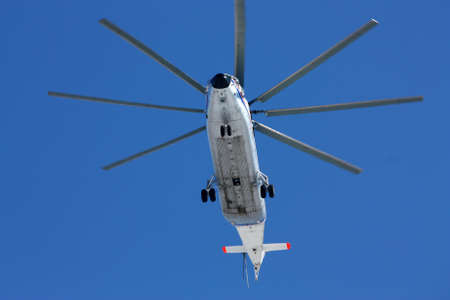 Transport helicopter Mi-26, Rostov-on-Don, Russia, February 18, 2011 報道画像