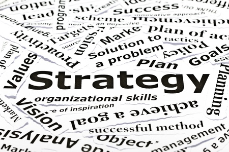 incentives: Strategy concept with many other related words