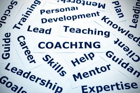competencies: Coaching concept vignette